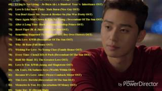 Video The Best OST Of Korean Drama & Film Part 4 download MP3, 3GP, MP4, WEBM, AVI, FLV Januari 2018