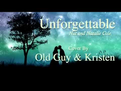 Unforgettable (Nat and Natalie Cole) - Cover by...