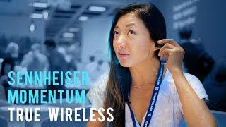Sennheiser Momentum True Wireless buds hands-on