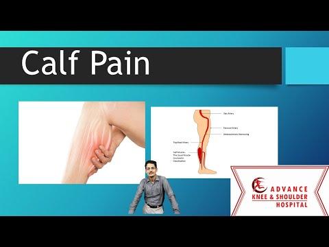 Calf Pain :