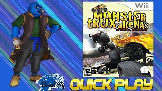 Quick Play: Monster Trux Arenas (Wii)