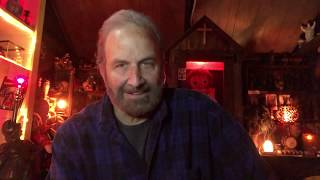 Warren Museum: Tony talks about the Paranormal Investigator's role and goal