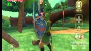 [Wii]薩爾達傳說:天空之劍 宣傳預告