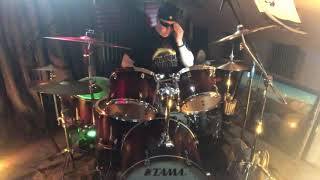 Another Body Murdered- Faith No More and Boo Ya Tribe (Drum cover)*explicit lyrics
