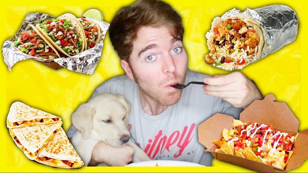 Eating mexican food talking about my relationships youtube for Cuisine you eat with your hands