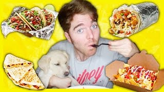 EATING MEXICAN FOOD & TALKING ABOUT MY RELATIONSHIPS