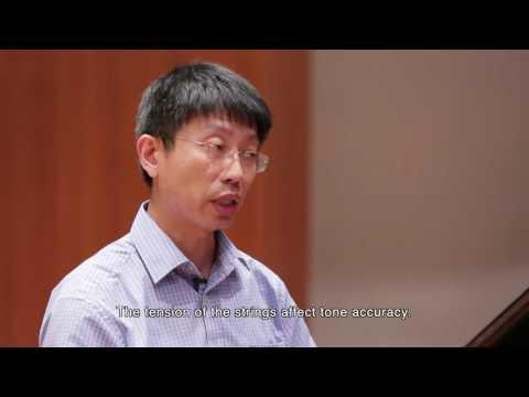A Dialogue with Cheng Kwok Kuen: Piano Tuning