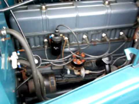 1938 Chevy 1954 235 Engine For Sale Youtube