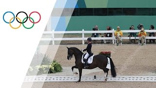 Rio Replay: Dressage Individual Grand Prix Freestyle
