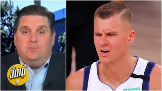 Mavs fans should be concerned about Kristaps Porzingis - Brian Windhorst | The Jump