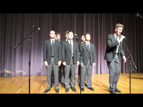 Flash Gordon Theme Song  UC Mens Octet
