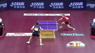 2015 WTTC MS-R32 Ma Long - Panagiotis Gionis (full match|short form in HD)