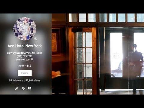 Google Checks Into Hotel Business