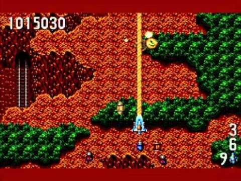 Power Strike II (Master System) - ¡Completo! Full gameplay 1cc