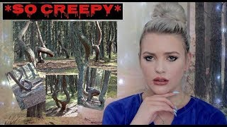 "The Chilling Case Of The ""Dancing Forest"" ...."