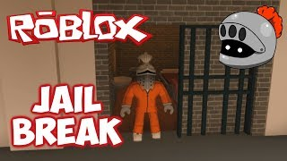 Roblox- Jailbreak Beta Gameplay- MY GRAND ESCAPE
