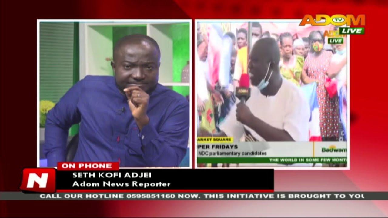 Ghana In Security Crisis Nnawotwe Yi On Adom Tv 10 10 20 Youtube