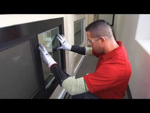 Field Glazing Milgard Aluminum Windows