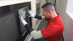 Field Glazing Milgard Aluminum Windows