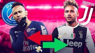 Neymar devrait rencontrer la Juventus ! - Oh My Goal