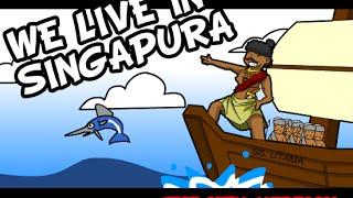 WE LIVE IN SINGAPURA the MTV version
