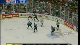 Video 2002 Playoffs - Avalanche @ Red Wings Game 5 (NHL-N) download MP3, 3GP, MP4, WEBM, AVI, FLV November 2017