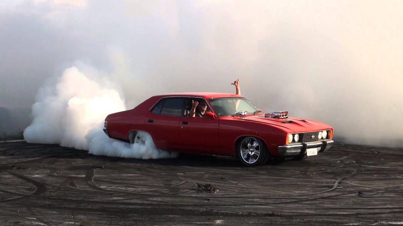wagin burnouts 2012 - tufanuf