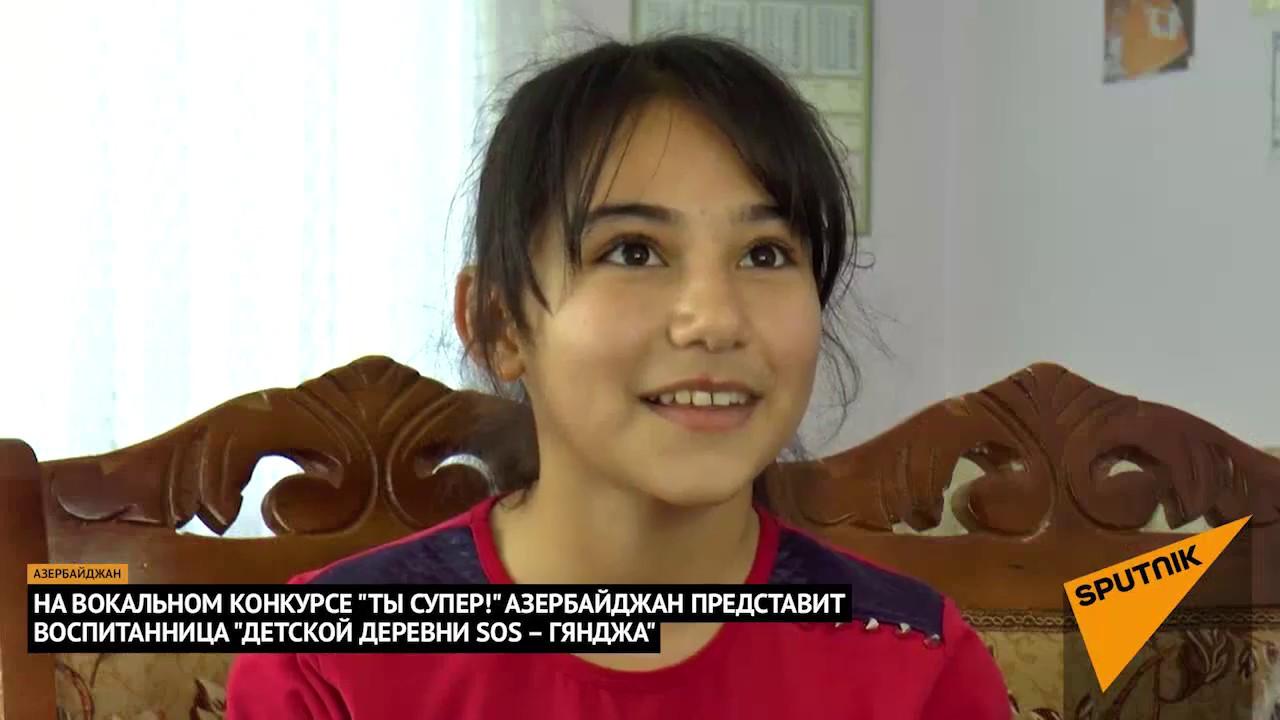 Азербайджанский сексалъный девушка