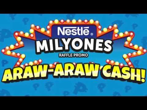 Nestle Milyones Raffle Promo 2018 Radio Jingle || Composed by C.M.W. Skipper
