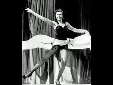 Movie Legends - Ann Miller