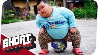 Alle werden fett - Übergewicht erdrückt die Welt!