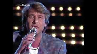 Roland Kaiser. Midnight Lady. ZDF Hitparade, 18.06.1986