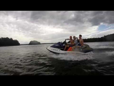 GoPro Travel - Lake Hartwell - Hymn For The Weekend (Seeb Remix) - Lakehouse