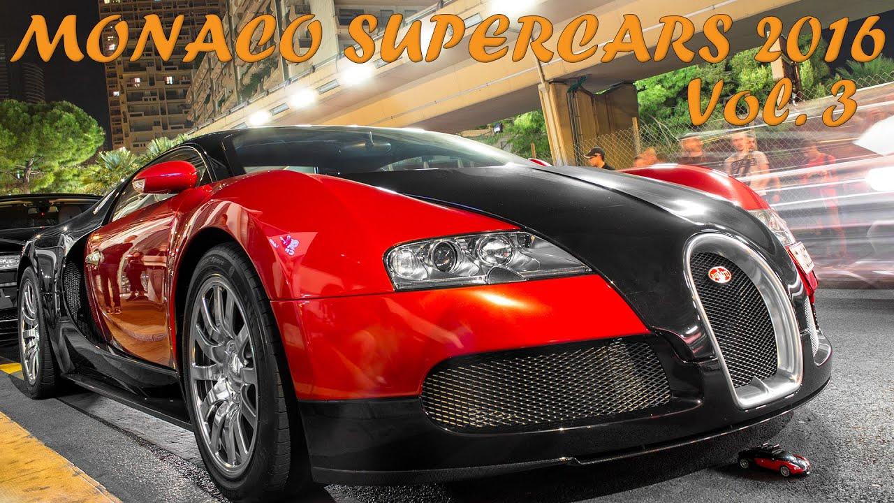 Monaco Supercars Vol Spider Gto Spyder
