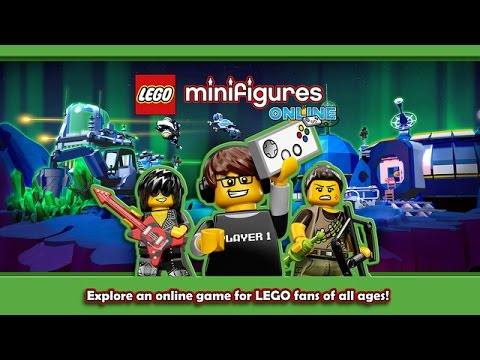 Lego Minifigures Online - (Android / iOS) | Lego Games ...