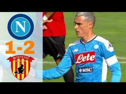 Napoli Vs Benevento 2 1 All Goals And Highlights 2020 Youtube