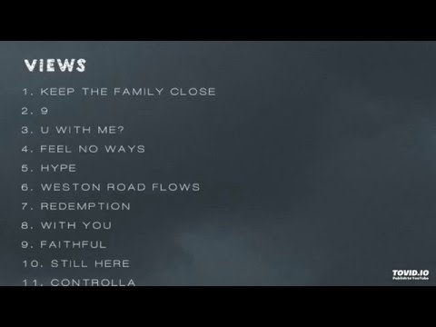 Drake – Views From The 6 [Official Tracklist]