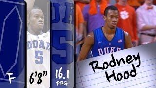 Official highlights | duke forward rodney hood (#23 pick in the 2014 nba draft, utah jazz)