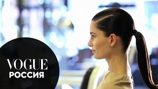 видео Как сделать хвост из волос - для содания модного образа