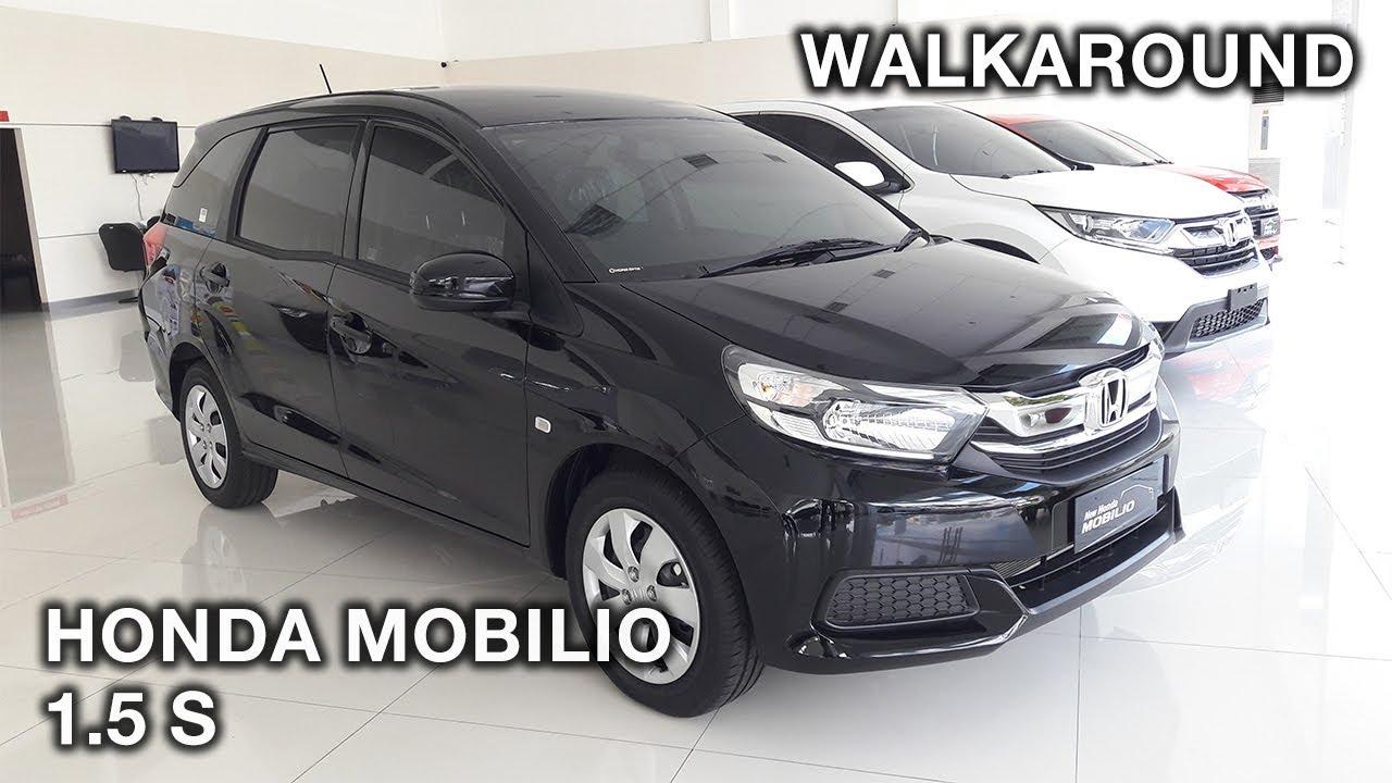 Honda Mobilio 1 5 S 2018 Exterior Interior Walkaround Youtube