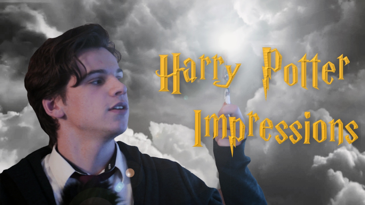Harry Potter Impressions Youtube