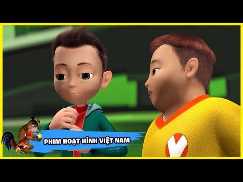Tiểu Hành Tinh Gió | Phim Hoạt Hình Việt Nam | Hoạt Hình 3D