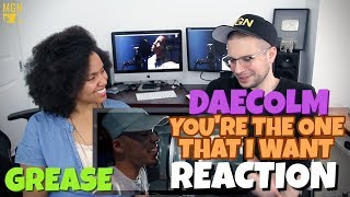 Скачать Daecolm You Re The One That I Want Grease Cover REACTION