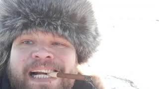 Зимняя рыбалка на море Навага Новогодние праздники