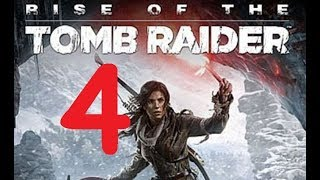 RISE OF THE TOMB RAIDER gameplay ITA walkthrough #4 La caverna dell'orso