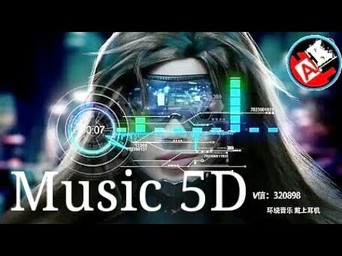 Music 5D (Alan Walker - Faded)