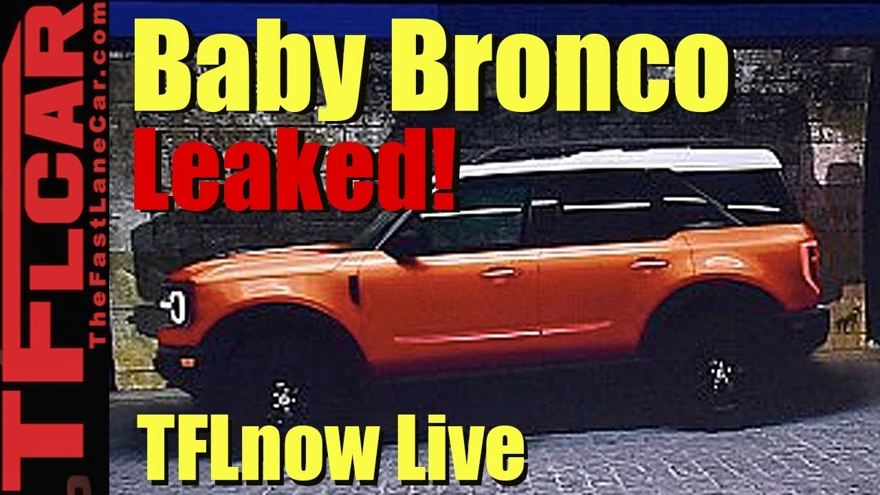 tip ford bronco will become its own brand tflnow live 74
