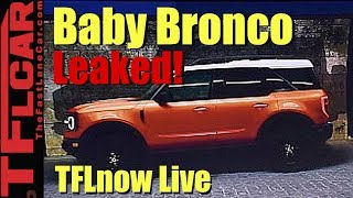 Tip: Ford Bronco Will Become Its Own Brand! TFLnow Live #74