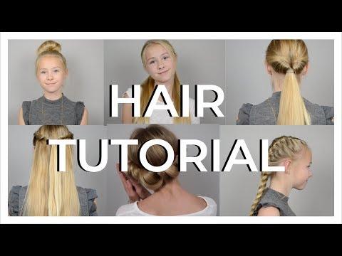 HAIR TUTORIAL - izaandelle