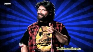 "Dude Love 1st WWE Theme Song ""Dude Love"""